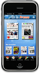 'En la Prensa' for iPhone