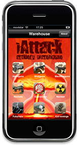 'iAttack' for iPhone