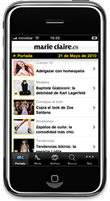 Marie-Claire.es for iPhone