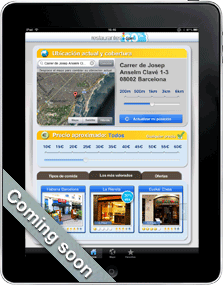 Restaurantes.com for iPad