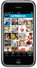 SerPadres.es for iPhone